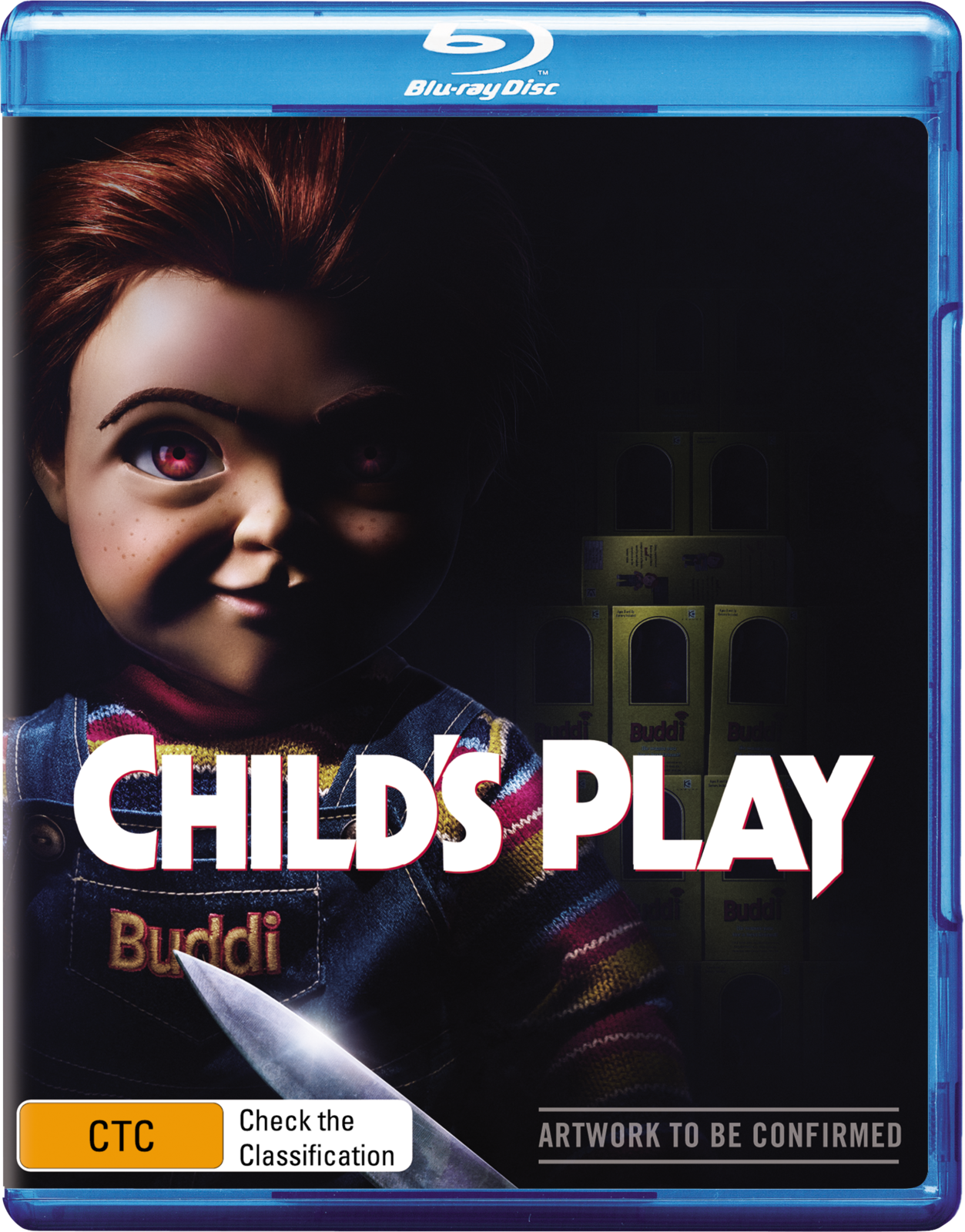 Child's Play on Blu-ray image