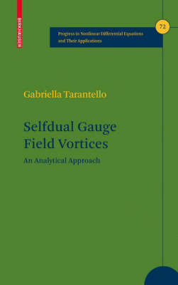 Selfdual Gauge Field Vortices by Gabriella Tarantello image