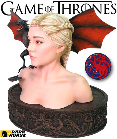 New Collectibles for two of the hottest shows today - Game of Thrones and The Walking Dead image