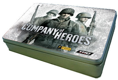 Company of Heroes Collector's Edition for PC Games