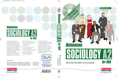 Heinemann Sociology for OCR: A2 Student Book by Dave King
