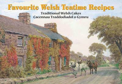 Welsh Teatime Recipes by A.R. Quinton image