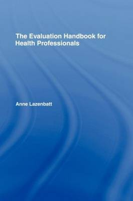 The Evaluation Handbook for Health Professionals image