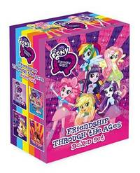 Friendship Through the Ages Set by Hasbro