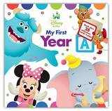 Disney Baby My First Year by Disney Book Group