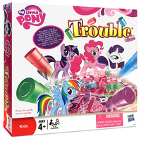 Trouble My Little Pony image