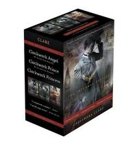 The Infernal Devices Box Set (All 3 Books, Hardback) by Cassandra Clare