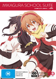 Mikagura School Suite - Complete Series on DVD