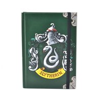 Harry Potter - Slytherin A6 Notebook