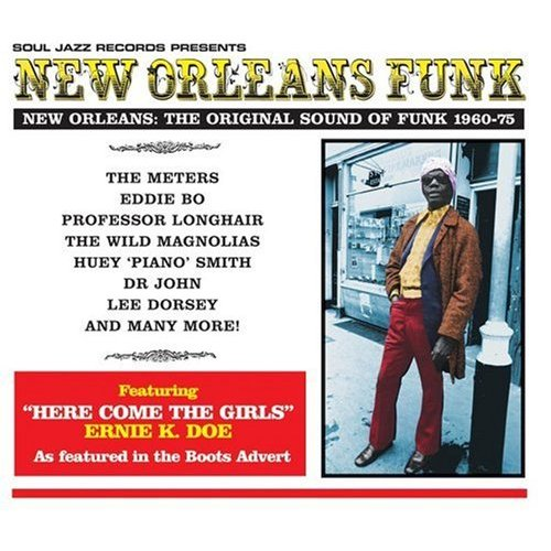 New Orleans Funk Vol 1 by Various Artists image