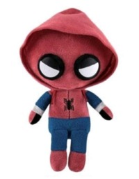 Marvel - Spider-Man (Homemade Suit) - Hero Plush