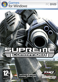 Supreme Commander for PC Games