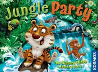 Jungle Party - The Slippery Slidey Memory Game image