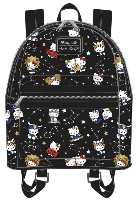 Loungefly O Kitty Zodiac Mini Backpack