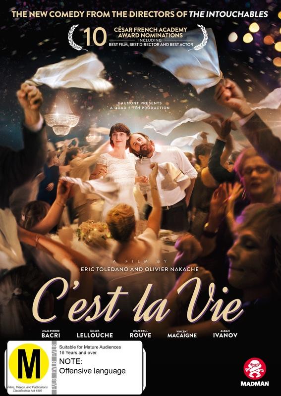 C'est La Vie on DVD