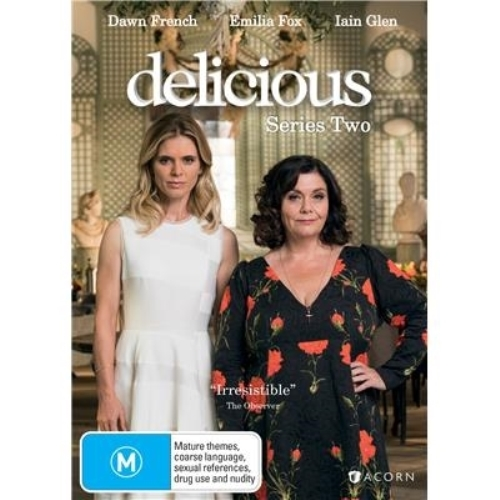 Delicious - Series 2 on DVD image