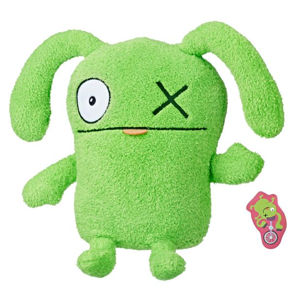"""Ugly Dolls: 9.5"""" Character Plush - Jokingly Yours OX"""