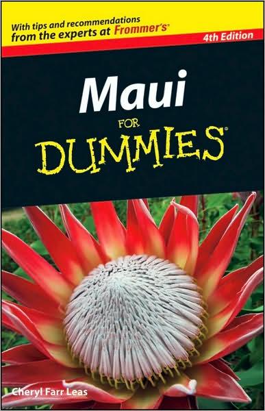 Maui for Dummies by Cheryl Farr Leas image