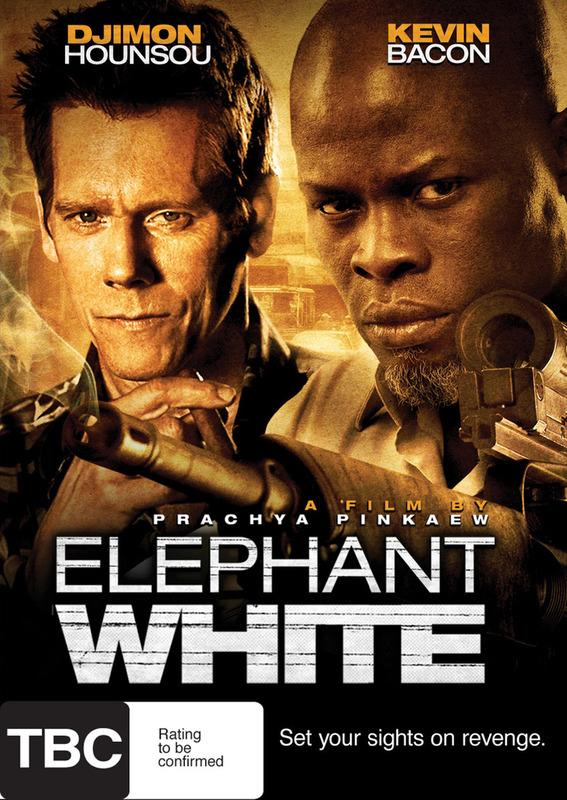 Elephant White on DVD
