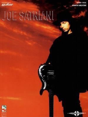 Joe Satriani: Guitar Vocal with Tablature