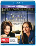 August: Osage County (Blu-ray / UV) on Blu-ray