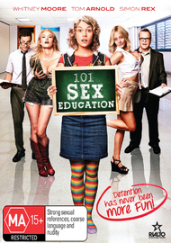 101 Sex Education on DVD