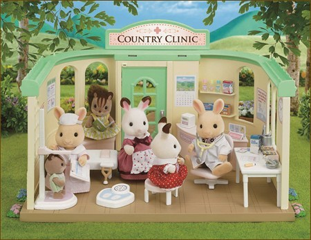 Sylvanian Families: Country Clinic