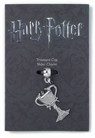 Harry Potter Charm - Triwizard Cup (silver plated)