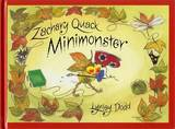Zachary Quack Minimonster by Lynley Dodd