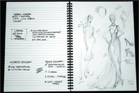 Jasart Sketch & Write A4 Alternate Lined/Blank Visual Diary image