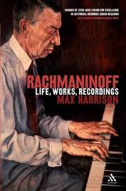 Rachmaninoff by Max Harrison