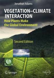 Vegetation-Climate Interaction by Jonathan Adams