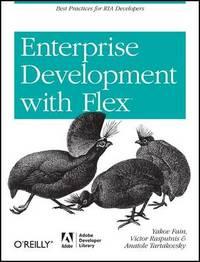 Enterprise Development with Flex by Yakov Fain image