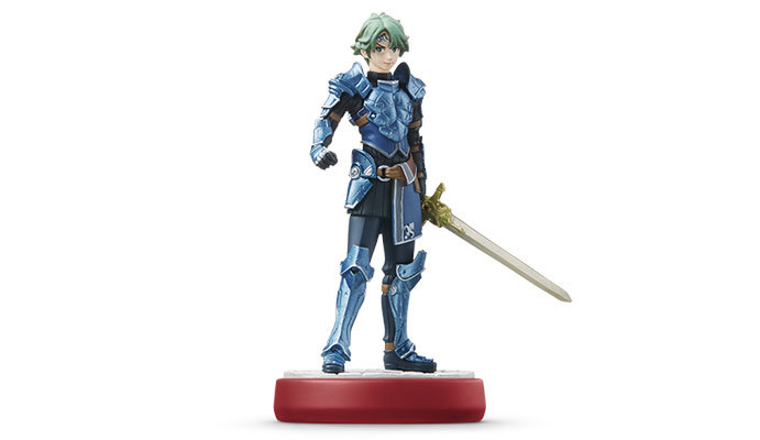 Nintendo Amiibo Alm - Fire Emblem Collection for  image