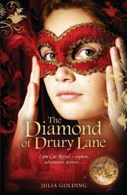 The Diamond of Drury Lane by Julia Golding image