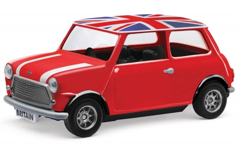 Corgi: Best of British Classic Mini - Diecast Model image