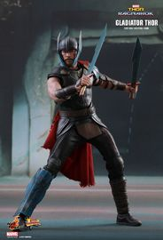 "Thor Ragnarok: Gladiator Thor - 12"" Articulated Figure"
