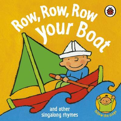 Row, Row, Row Your Boat by Marjolein Pottie