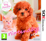 Nintendogs + Cats: Toy Poodle & New Friends for Nintendo 3DS