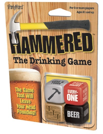iPartyHard: Hammered - Dice Game