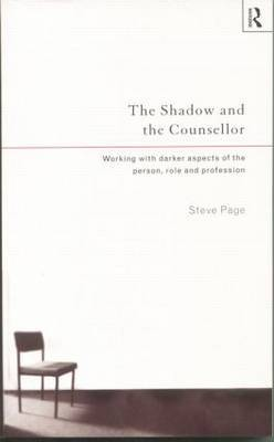 The Shadow and the Counsellor by Steve Page image