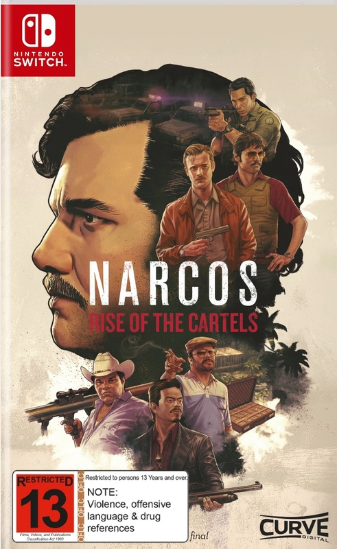 Narcos: Rise of The Cartels for Switch