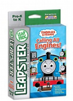 Leapster: Thomas & Friends - Calling All Engines image