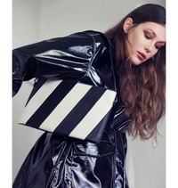 Wos: Greta Bag - Zebra