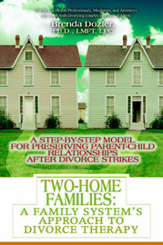 Two-Home Families by Brenda Dozier image
