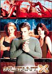 Mutant X 1.11 on DVD