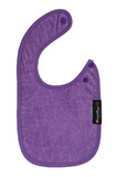 Mum 2 Mum Infant Wonder Bib - Purple