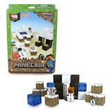Minecraft Papercraft - Snow Set 48-Piece Pack