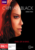 Orphan Black - Season 2 on DVD