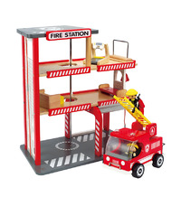 Hape: Fire Station